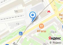 Компания «Enter» на карте