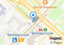 Компания «Блиняшка» на карте