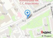 Компания «Popravy.com» на карте