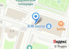 Компания «Капстройэкология» на карте