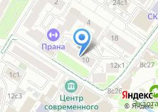 Компания «Промтехэкспорт» на карте