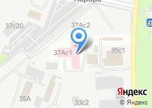 Компания «Антидот-М» на карте