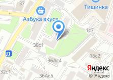 Компания «Лествица» на карте