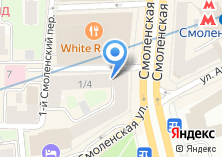 Компания «Rendez-Vous» на карте