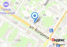Компания «Рупор» на карте