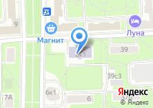 Компания «Средняя общеобразовательная школа №278» на карте