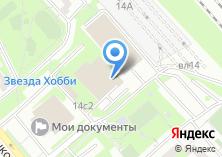 Компания «Topstop» на карте