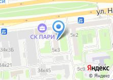 Компания «Адвокатский кабинет Ветрова Д.Н» на карте
