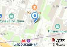 Компания «SolidWorks Russia» на карте