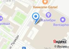 Компания «Invisalign» на карте