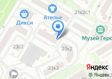 Компания «HAYASHI» на карте