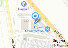 Компания «AtvArmor» на карте