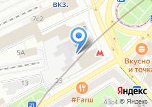 Компания «Заочник» на карте
