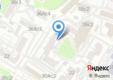 Компания «Резилюкс» на карте