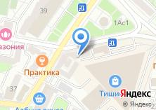 Компания «Содружество» на карте