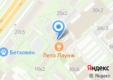 Компания «Мастерская по ремонту обуви и изготовлению ключей на Фрунзенской Набережной» на карте