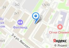 Компания «АмРусТранс» на карте