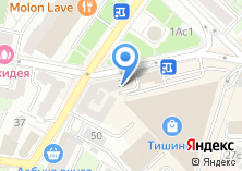 Компания «Премиум-Ф» на карте