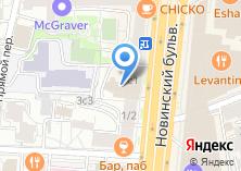 Компания «ПИР банк» на карте