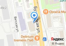 Компания «ПСА» на карте