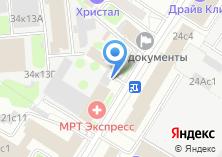 Компания «КБ ОПМ-Банк» на карте