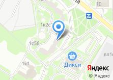 Компания «Инженерная служба района Северное Бутово» на карте