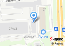 Компания «Lexus-Rx» на карте