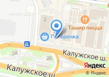 Компания «Магазин сантехники и систем отопления» на карте