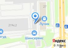 Компания «Реммаст» на карте