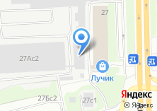 Компания «Овал» на карте