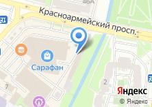 Компания «Монте-тур» на карте