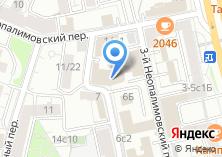 Компания «КБ Нацинвестпромбанк» на карте