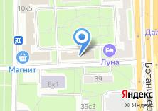 Компания «Курорт Белокуриха» на карте