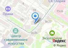 Компания «Мир красоты» на карте