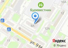 Компания «Центральная коллегия адвокатов г. Тулы Тульской области» на карте