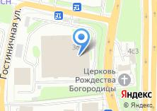 Компания «Ювелирцентр» на карте