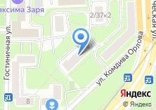 Компания «Русизолит» на карте