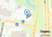 Компания «Юнивест Стиль» на карте