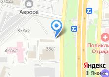 Компания «Шиномонтажная мастерская на Алтуфьевском шоссе» на карте