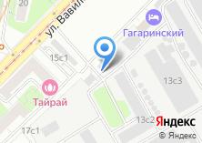 Компания «Mobileshina24» на карте