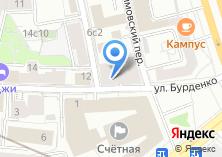 Компания «ИНФОНОМ» на карте
