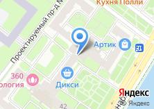 Компания «Вита-клиник» на карте