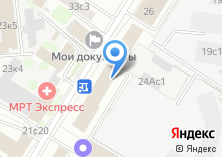 Компания «Афилада» на карте