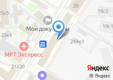 Компания «Сарафан» на карте