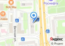 Компания «Савеловский» на карте