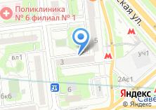 Компания «Детский сад №1920» на карте