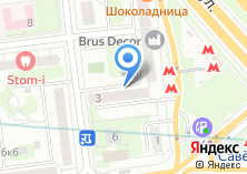 Компания «Участковый пункт полиции Савёловский район» на карте