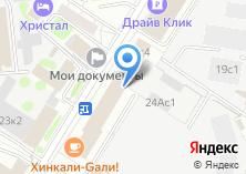 Компания «Еврострой-Ум1» на карте