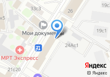 Компания «Аудит консалтинг» на карте