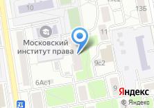 Компания «Участковый пункт полиции Бутырский район» на карте